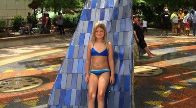 Photo of Playground Myriad Children's Area at Myriad Botanical Gardens, Oklahoma City, OK 73102, United States