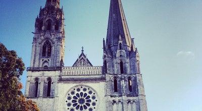 Photo of Church Cathédrale Notre-Dame de Chartres at 16 Cloître Notre-dame, Chartres 28000, France