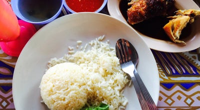 Photo of Cafe Kedai Nasi Ayam RM1.90 at Kg. Gong Kemuntong, Jertih 22000, Malaysia