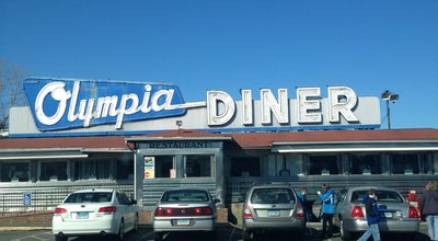 Photo of Diner Olympia Diner at 3413 Berlin Tpke, Newington, CT 06111, United States