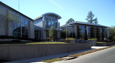 Photo of Library EBRPL - Carver Branch Library at 720 Terrace Ave, Baton Rouge, LA 70802, United States