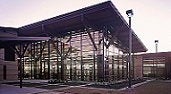 Photo of Library EBRPL Eden Park Branch Library at 5131 Greenwell Springs Rd, Baton Rouge, LA 70806, United States