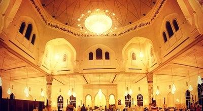 Photo of Mosque مسجد الشيخ سعود at Sharjah, United Arab Emirates