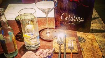 Photo of Italian Restaurant Cesarino at Knokke-Heist, Belgium