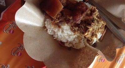 Photo of Diner Wr.nasi babi guling MEN LIONG at Tanah, Tabanan, Indonesia