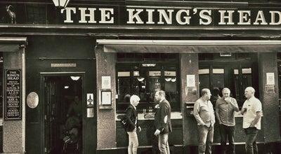 Photo of Bar The King's Head at 10 Stafford Street, London W1S 4RX, United Kingdom