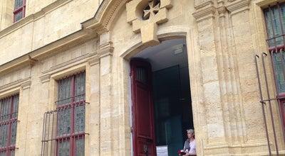 Photo of Art Museum Musée Granet at Place Saint-jean De Malte, Aix-en-Provence 13100, France