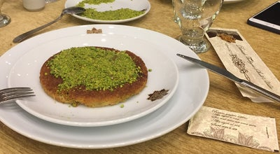 Photo of Dessert Shop Kızıltepe Sadık Künefe at Mardin/ Kızıltepe, Turkey