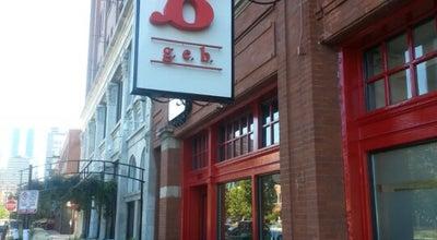 Photo of New American Restaurant g.e.b. at 841 W Randolph St, Chicago, IL 60607, United States