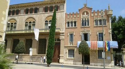Photo of Beer Garden Jardins De La Casa Rull at Sant Joan, Reus, Spain