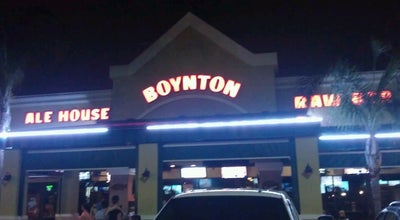Photo of American Restaurant Miller's Boynton Ale House at 2212 N Congress Ave, Boynton Beach, FL 33426, United States