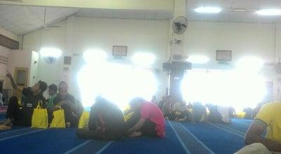 Photo of Mosque Pusat Islam at Politeknik Seberang Perai, Bukit Mertajam 14000, Malaysia
