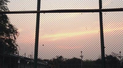 Photo of Tennis Court สนามเทนนิส อบจ.แพร่ at สนามกีฬา อบจ.แพร่, เมือง, Thailand