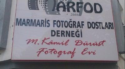 Photo of Art Gallery Marfod fo at Marfod Kamil Durust Fotograf Evi, Marmaris 48700, Turkey