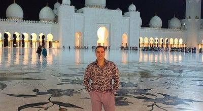Photo of Historic Site Sheikh Zayed City at United Arab Emirates