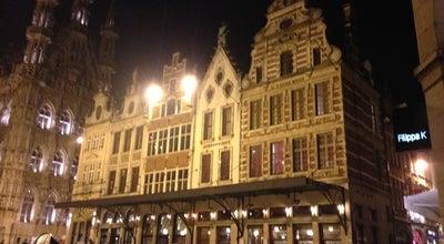 Photo of Belgian Restaurant Notre Dame Quasimodo at Grote Markt 11, Leuven 3000, Belgium