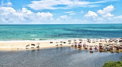 Photo of Beach Praia Bela at Praia Bela, Pitimbú, Brazil