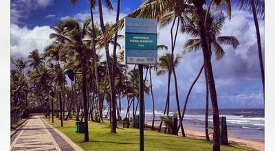 Photo of Beach Praia de Buraquinho at Lauro de Freitas 42700-000, Brazil