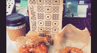 Photo of Donut Shop Doughnut Plant at 31-00 47th Ave, Long Island City, NY 11101, United States