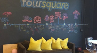 Photo of Tech Startup Foursquare HQ at 568 Broadway, New York, NY 10012, United States