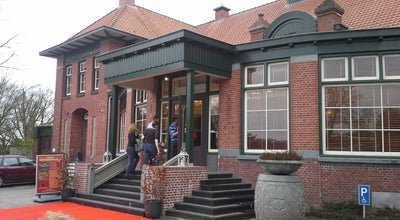 Photo of Asian Restaurant Ni Hao Stadsparkpaviljoen at Paviljoenlaan 3, Groningen, Netherlands
