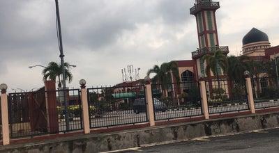 Photo of Mosque Masjid Al Muttaqin, Taman Ria, Sg Petani at Taman Ria, Sungai Petani 08000, Malaysia