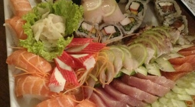 Photo of Sushi Restaurant Yoshida Sushi House at Rua Mal Floriano Peixoto, Indaial 88130-000, Brazil
