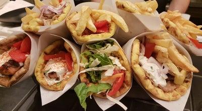 Photo of Souvlaki Shop Πιάτσα Καλαμάκι at 2ης Μαΐου 34, Νέα Σμύρνη 171 21, Greece