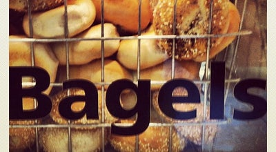 Photo of American Restaurant Bethesda Bagels of Dupont at 1718 Connecticut Ave Nw, Washington DC, DC 20009, United States