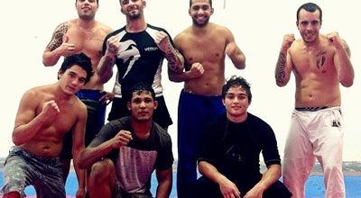 Photo of Martial Arts Dojo Nigue Team at R. Almeida De Morais, 54, Santos, Brazil