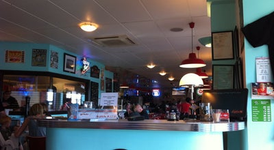 Photo of Diner Deluxe Diner at 36 Leach Street, New Plymouth 4310, New Zealand