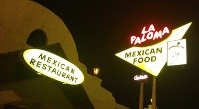 Photo of Mexican Restaurant La Paloma at 2975 Foothill Blvd, La Verne, CA 91750, United States