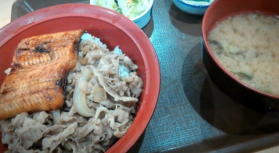 Photo of Japanese Restaurant すき家 9号浜田店 at 熱田町1418-1, 浜田市 697-0062, Japan