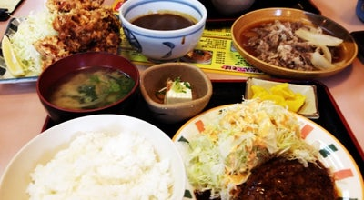 Photo of Diner なかよし 御影店 at 東灘区御影本町2丁目15-25, Kobe 658-0046, Japan