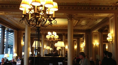 Photo of French Restaurant Café de la Paix at 12 Boulevard Des Capucines, Paris 75009, France