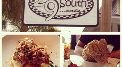 Photo of American Restaurant 29 South Eats at 29 S 3rd St, Fernandina Beach, FL 32034, United States
