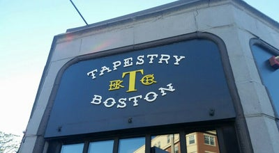 Photo of Restaurant Tapestry at 69 Kilmarnock St, Boston, MA 02215, United States