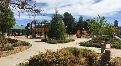 Photo of Playground Rivercrest Park at 800 Woodacre Dr, Redding, CA 96002, United States