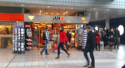 Photo of Bookstore AKO at Stationsplein 55, Amersfoort 3818LE, Netherlands