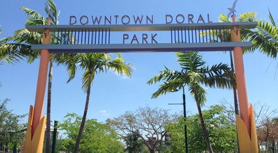 Photo of Park Downtown Doral Park at 8395 Nw 53rd St, Miami, FL 33166, United States