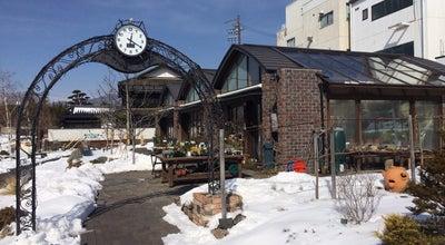 Photo of Cafe 停車場ガーデンカフェ at 相生町1-1-9, 小諸市 384-0025, Japan