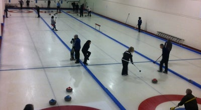 Photo of Athletics and Sports Marpole Curling Club at 8730 Heather St., Vancouver, BC V6P 3S8, Canada
