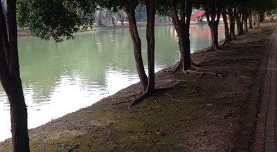 Photo of Lake Taman Tasik Temerloh at Malaysia