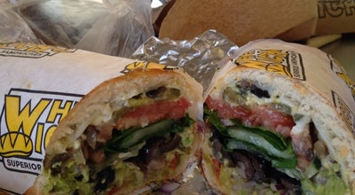 Photo of Sandwich Place Which Wich Superior Sandwiches at 11935 Manchester Rd, Des Peres, MO 63131, United States