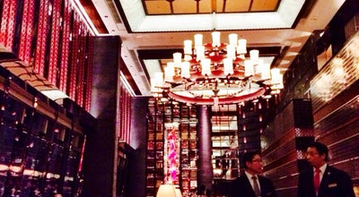 Photo of Chinese Restaurant Tin Lung Heen at 102/f, The Ritz-carlton Hong Kong, 1 Austin Rd W, West Kowloon, Hong Kong
