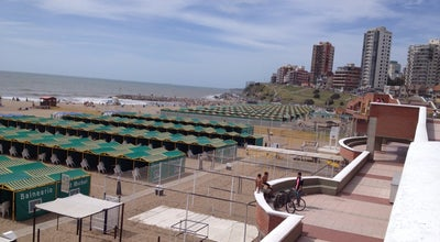 Photo of Beach Balneario Saint Michel at Av. Patricio Peralta Ramos 1020, Mar del Plata, Argentina