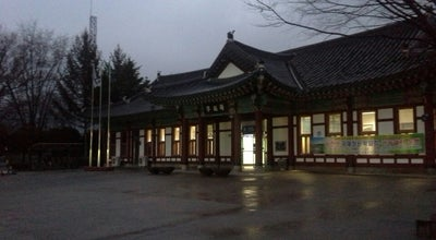 Photo of Train Station 영월역 (Yeongwol Stn.) at 영월읍 영월로 2106, 영월군 26229, South Korea