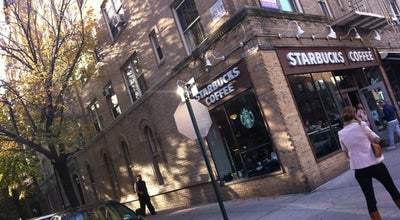 Photo of Coffee Shop Starbucks at 93 Greenwich Ave, New York, NY 10014, United States