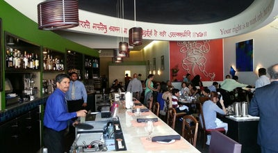 Photo of Indian Restaurant Amber India Restaurant at 377 Santana Row, San Jose, CA 95128, United States