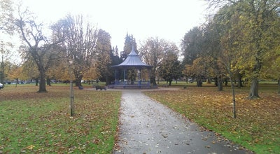 Photo of Park Victoria Park at Cowbridge Rd. E, Cardiff, United Kingdom